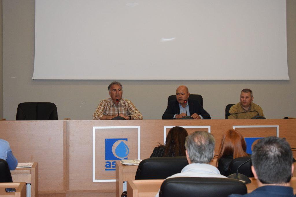Ekim Ayı Hakem ve Gözlemci Eğitim Toplantısı