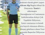 Başarılar Dileriz Alican Alp