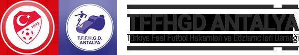 Türkiye Faal Futbol Hakemleri ve Gözlemcileri Derneği Antalya Şubesi